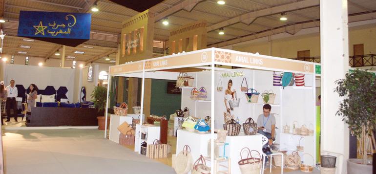 Artisanat : plaidoyer pour la coopération Sud-Sud au Salon Minyadina