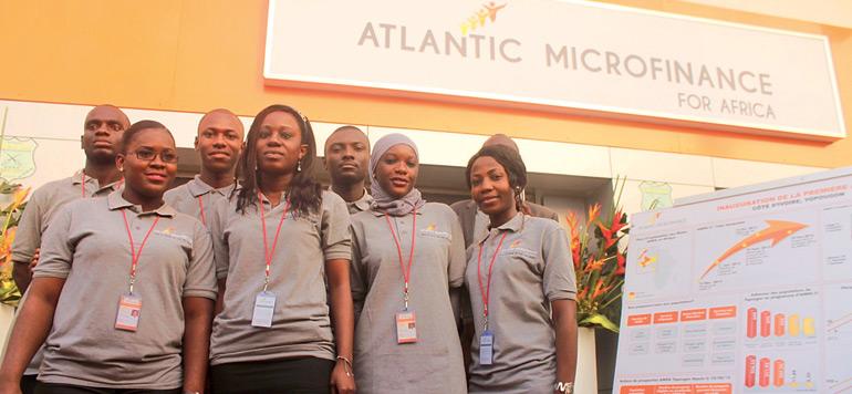 Atlantic Microfinance For Africa compte ouvrir 20 agences en Côte d'Ivoire d'ici 2017