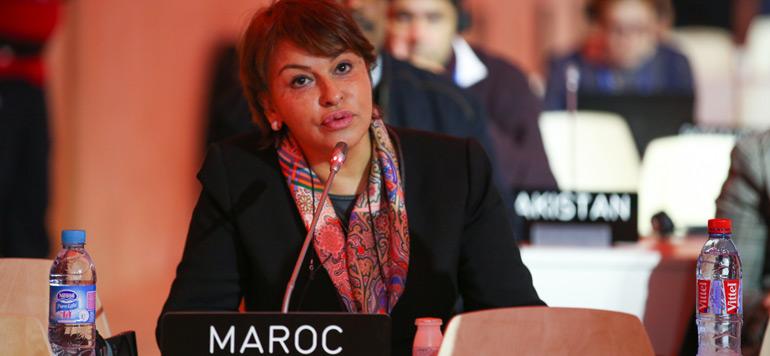 Conférence internationale sur les Femmes et le climat, le 23 décembre à Rabat