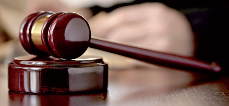 Dix-huit magistrats sanctionnés en 2016