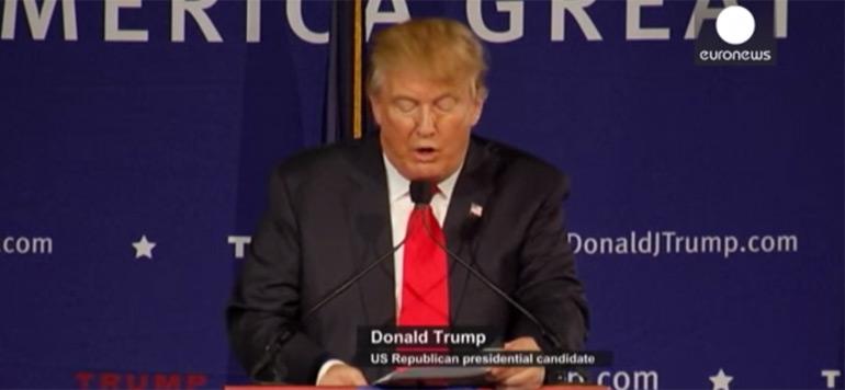 Vidéo – Etats-Unis : Donald Trump veut interdire l'entrée des musulmans