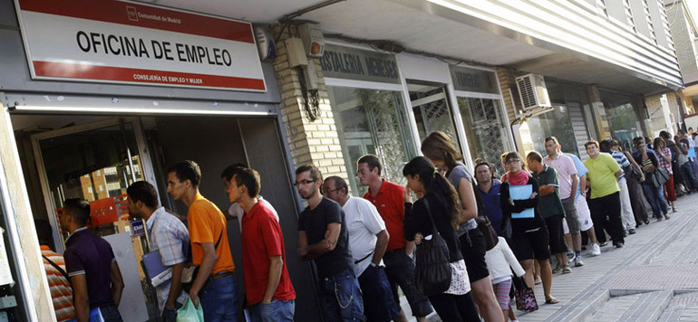 Espagne : recul du chômage en novembre après trois mois de hausse
