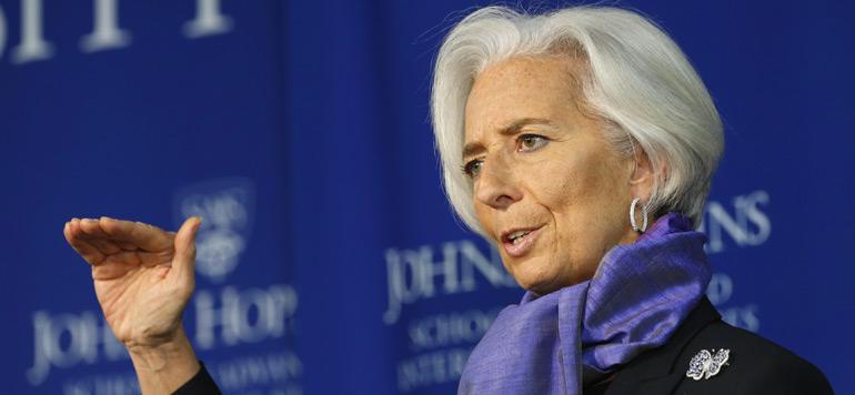 Le FMI satisfait de l'évolution de la situation économique