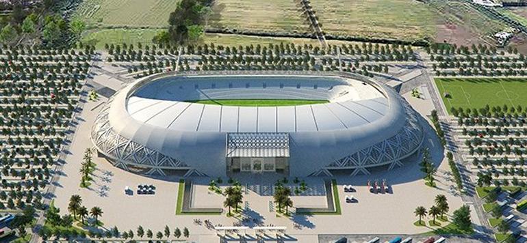 Grand stade de Tétouan : les premiers appels d'offres lancés