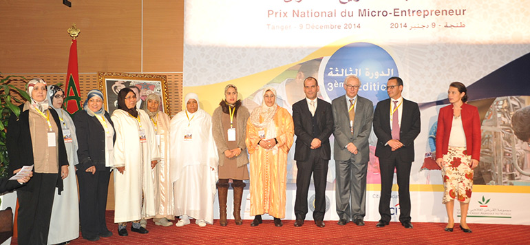 Le Prix du micro-entrepreneur à Oujda