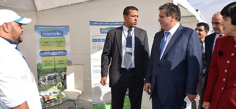 Lancement à Agadir des travaux de la 3è édition du Congrès international de l'Arganier