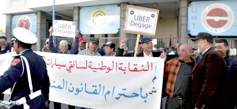 Les autorités de Casablanca ouvrent une enquête sur Uber Maroc