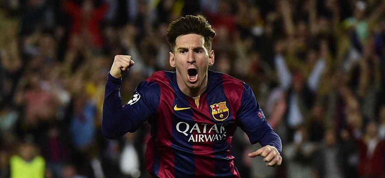 Liga: Messi élu meilleur joueur et meilleur attaquant de la saison 2014-2015