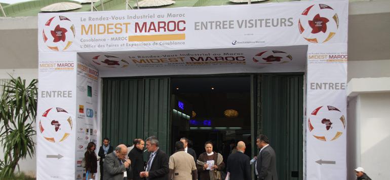 La 5ème édition du Salon «MIDEST Maroc», le 09 décembre à Casablanca