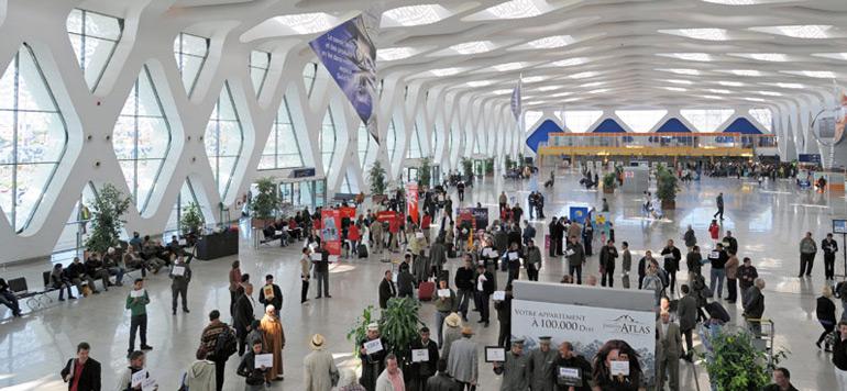 ONDA : Hausse de 3,34% du trafic aérien commercial international au niveau des aéroports du Royaume