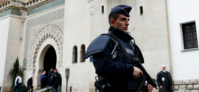 France : La menace terroriste reste élevée