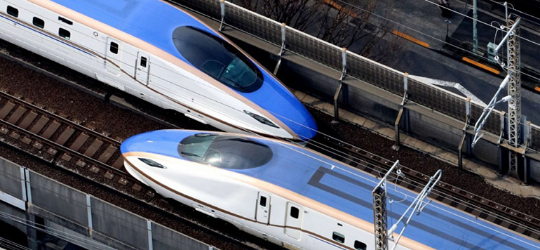 Le Japon va fabriquer le premier TGV de l'Inde