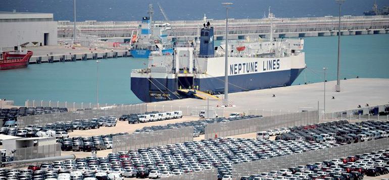 Ouverture d'une nouvelle ligne maritime entre les ports Tanger Med et Motril pour le transport de marchandises