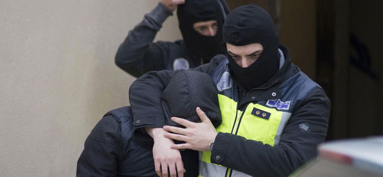 BCIJ : Démantèlement d'une cellule terroriste de quatre membres affiliée à Daesh