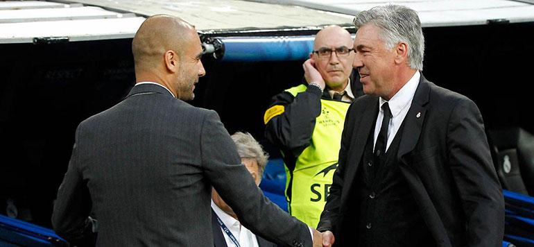 Carlo Ancelotti remplacera Pep Guardiola au Bayern Munich