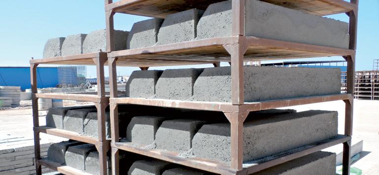 Les industriels du béton réclament l'exonération de la Taxe spéciale sur le ciment