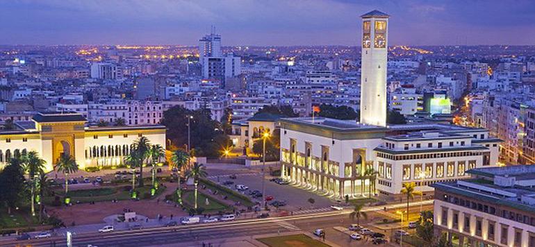 Vers la mise en œuvre du programme Casablanca, ville connectée