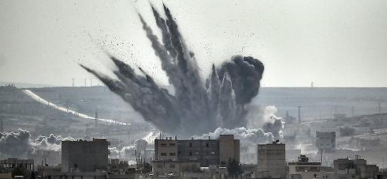 Raids de l'armée de l'air en Syrie : 10 civils tués