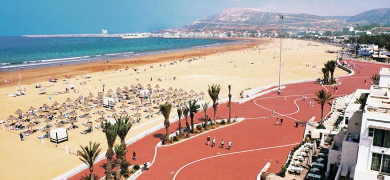Agadir : les touristes nationaux en tête des arrivées