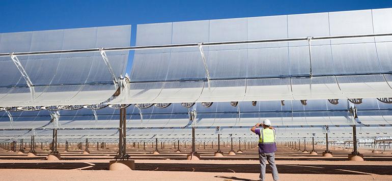 Énergie renouvelable : Un rayonnement confirmé