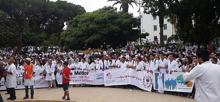 Fin de la grève pour les médecins résidents
