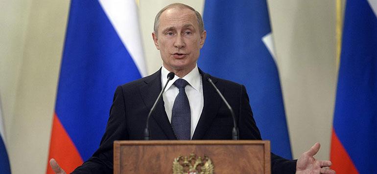 Avion russe abattu : Les Turcs «vont regretter ce qu'ils ont fait», déclare Poutine