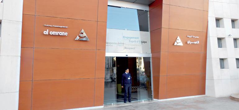 Le chiffre d'affaires d'Al Omrane progresse de 15% en 2016