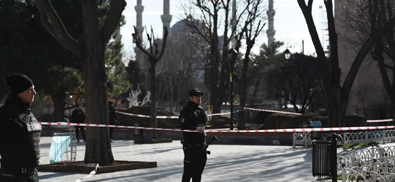 Attentat d'Istanbul: la majorité des victimes sont des citoyens allemands