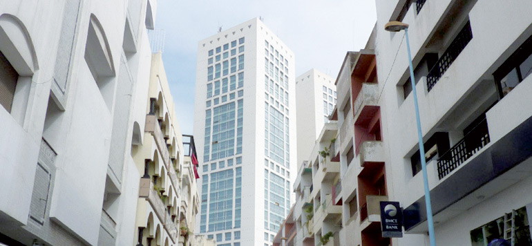 Casablanca : un énième projet de ravalement des façades en gestation