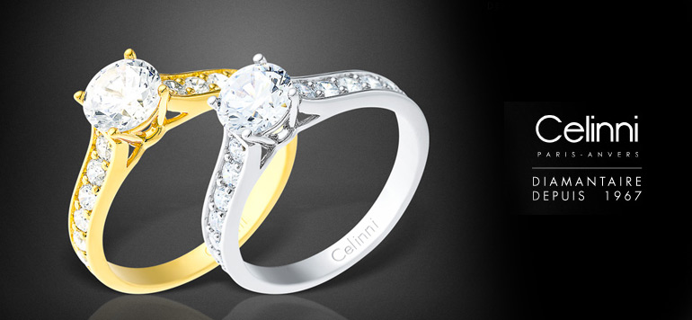 Celinni vend en ligne des bijoux sertis de diamant