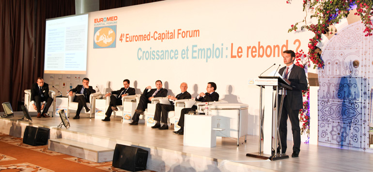 Euromed Capital fédère les acteurs du capital-investissement à Casablanca