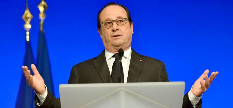 François Hollande annonce un nouveau plan d'urgence contre le chômage