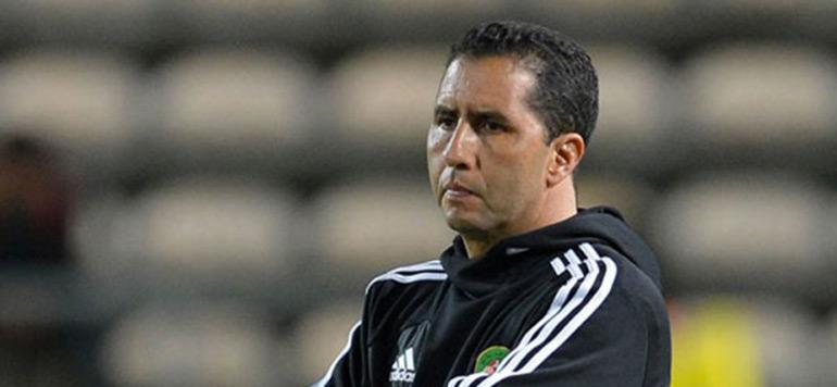 Hassan Benabicha, nouvel entraineur du KACM-section football