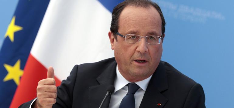 Hollande: «le retour de l'Iran sur la scène internationale est désormais possible»