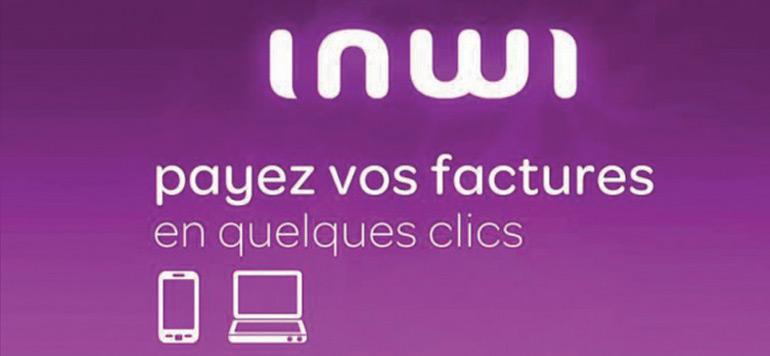 Hausse des paiements en ligne sur les plate-formes Inwi