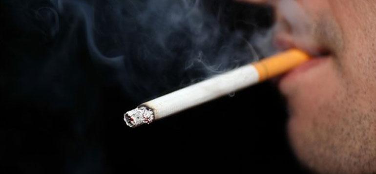 La consommation de tabac en baisse