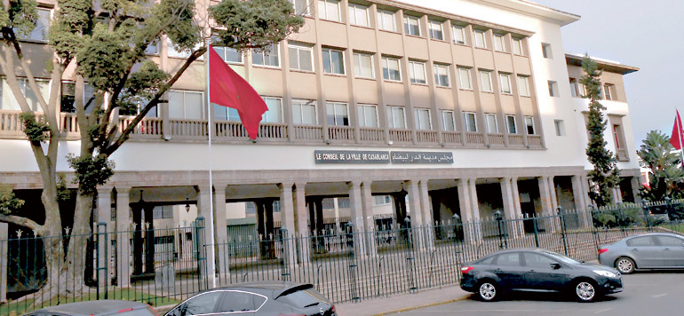 Casablanca : l'opposition épingle le plan d'action communal