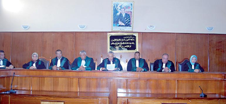Magistrature : les filières droit des affaires  et droit commercial ont la cote