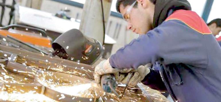 Industrie : les capacités de production utilisées à 63%