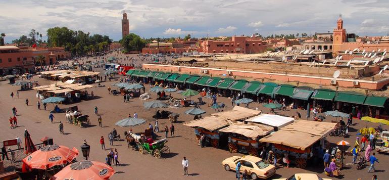 Marrakech: Le projet de construction d'un parking à étages à Marrakech mettra-t-il fin à la problématique du stationnement ?