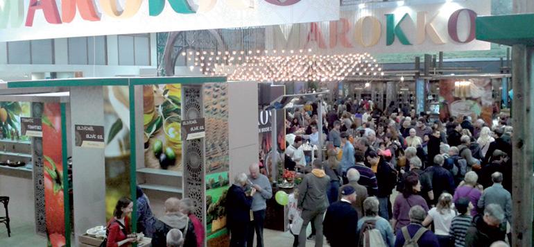 Semaine verte de Berlin : une reconnaissance  pour les agriculteurs marocains