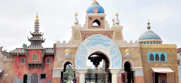 Le parc Sindibad fête  le printemps