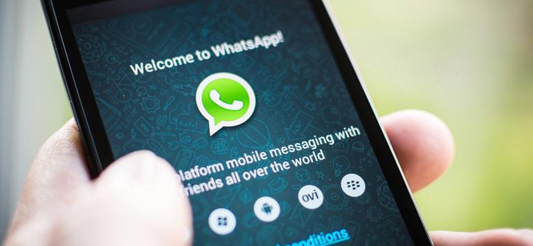 WhatsApp devient gratuite, pas de projet de publicité