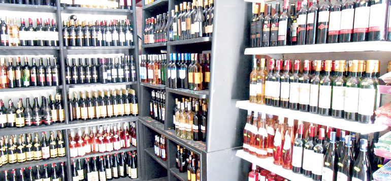 Chute des prix des boissons alcoolisées en 2016