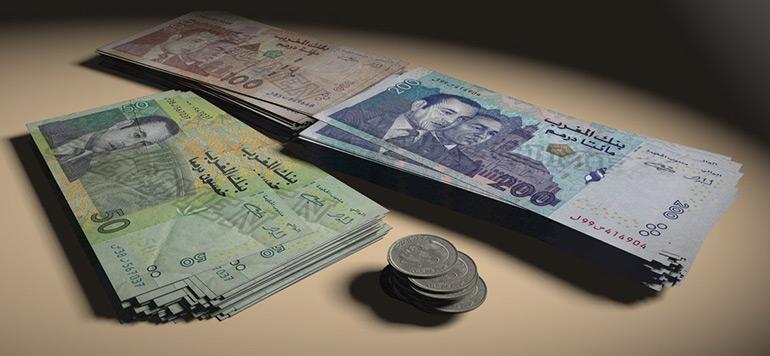 BAM : Plus de 9 700 faux billets détectés