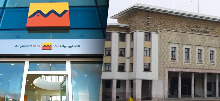 Signature d'une convention de partenariat entre le groupe Attijariwafa bank et Barid Al Maghrib en faveur de l'auto-entrepreneur