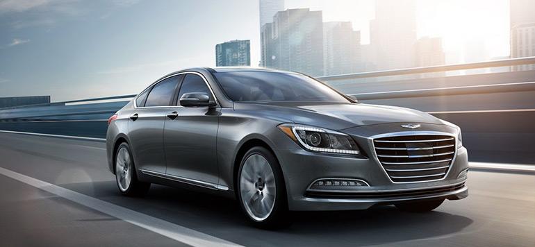 Hyundai dévoile le nouveau modèle de sa signature de luxe Genesis