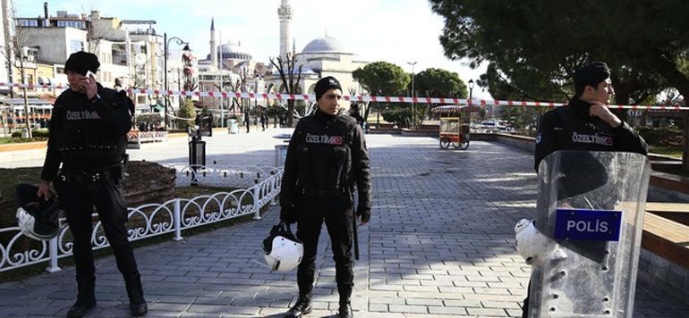 L'explosion d'Istanbul due à un «attentat suicide d'origine syrienne»