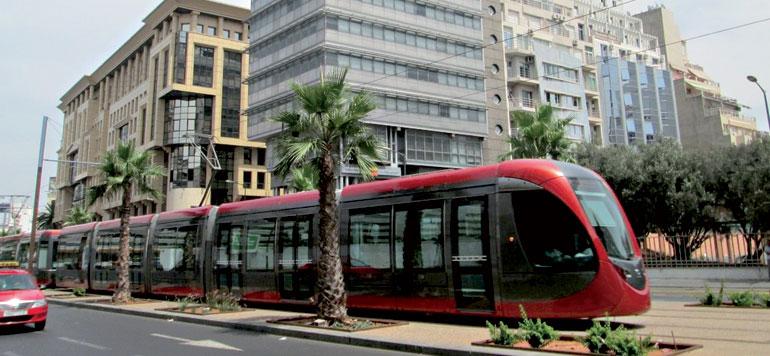 Casablanca : l'interopérabilité bus/tram suspendue à la révision du contrat de M'dina bus