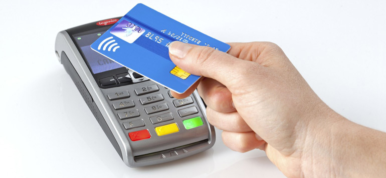 La carte bancaire sans contact se répand à grande vitesse
